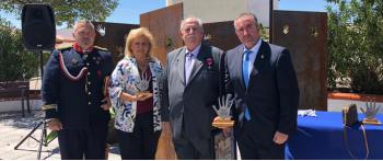 Santa Elena premia a la AVT