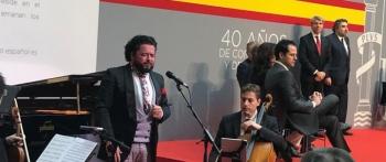 La AVT celebra el Día de la Constitución en la Comunidad de Madrid