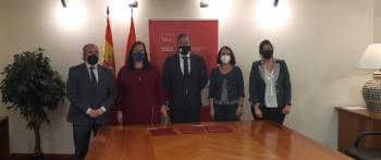 La AVT refuerza el apoyo y el reconocimiento a las víctimas del terrorismo con la CAM