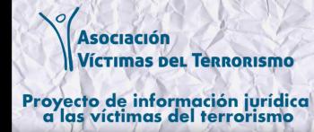 Proyecto de Información Jurídica a las víctimas del terrorismo