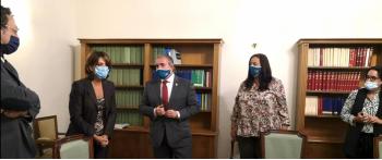La AVT se reúne con la Fiscalía General del Estado para trasladarle las inquietudes de nuestro colectivo
