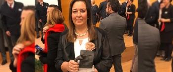 Maite Araluce, Premio IDEAL 2018