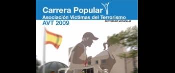 La AVT entregará el dorsal 2016 de la Carrera Popular 2009 a Alberto Ruiz Gallardón