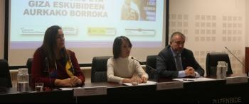 Jornadas 'Lucha contra el terrorismo y derechos humanos' en San Sebastián