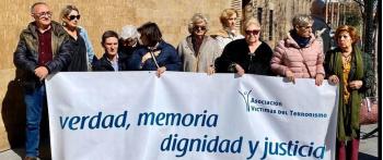 Día Europeo de las Víctimas del terrorismo en Zaragoza