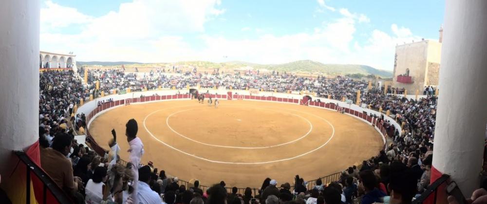 Festival taurino a favor de la AVT