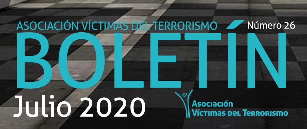Boletín AVT 26. Julio 2020