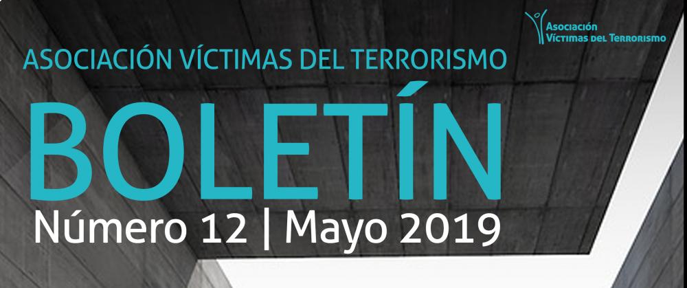 Boletín AVT 12. Mayo 2019