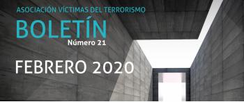 Boletín AVT 21. Febrero 2020