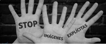 #StopImagenesexplicitas
