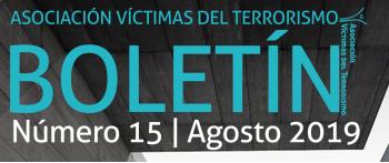 Boletín AVT 15. Agosto 2019