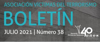 Boletín AVT 38.  Julio 2021