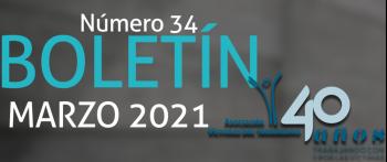 Boletín AVT 34. Marzo 2021