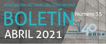 Boletín AVT 35.  Abril 2021