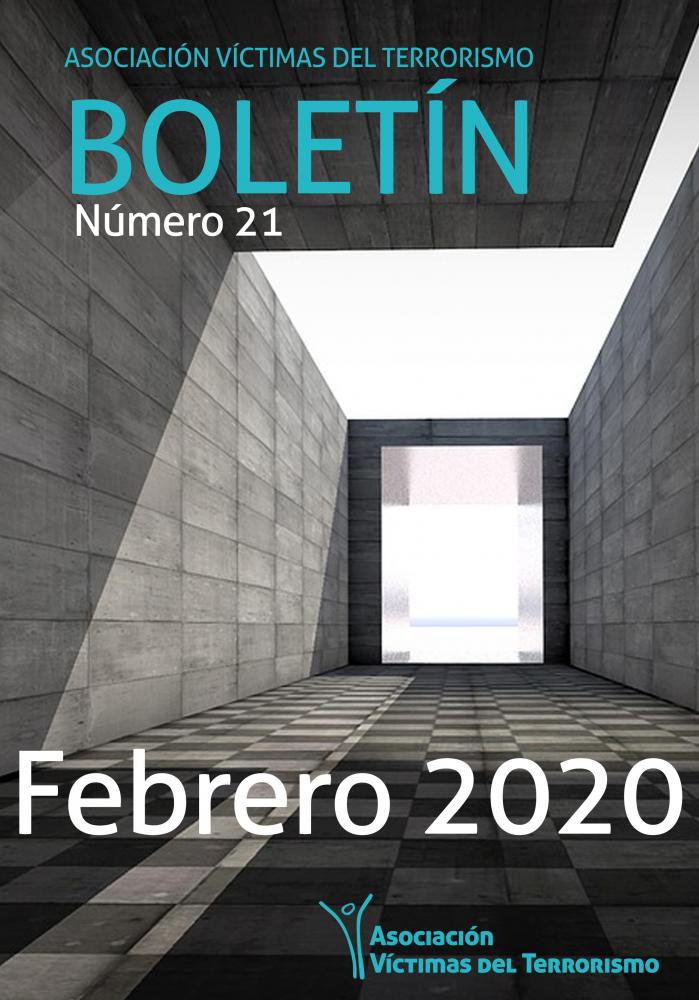 Boletín AVT 20. Febrero 2020