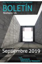 Boletín AVT 16. Septiembre 2019