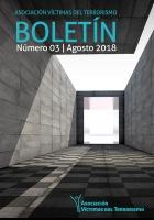 Boletín AVT 03.  Agosto 2018