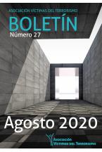 Boletín AVT 27. Agosto 2020