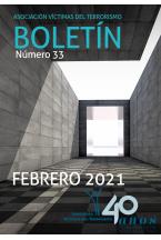 Boletín AVT 33. Febrero 2021