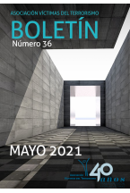 Boletín AVT36. Mayo 2021