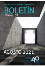 Boletín AVT 39. Agosto 2021