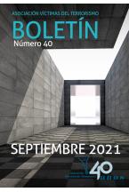 Boletín AVT 40. Septiembre 2021