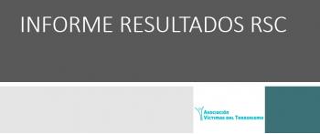 INFORME DE RESULTADOS RSC