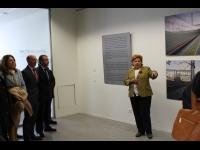 Exposición '11M, la respuesta ciudadana' en San Sebastián